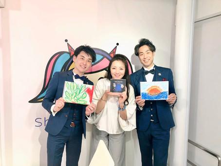 4/7(火)16時〜 渋谷クロスFM「東京☆MUSIC」ゲスト出演【生放送ラジオ】