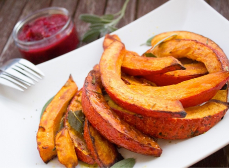 Healthy Food Swaps Using Fall Superfoods