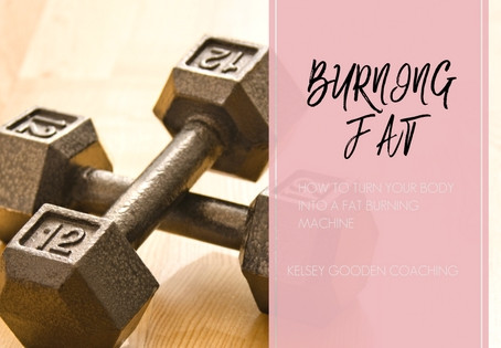 Turn your Body into a Fat Burning Machine!