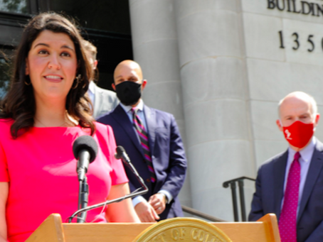 Councilmember Brooke Pinto Introduces the BEST Amendment Act of 2021