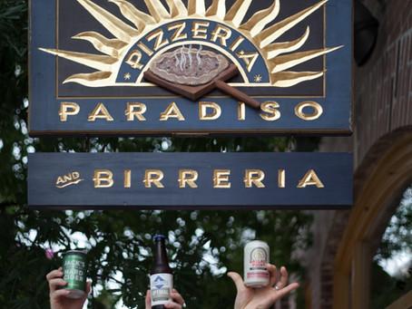 Take Out Tuesday - Pizzeria Paradiso Interview
