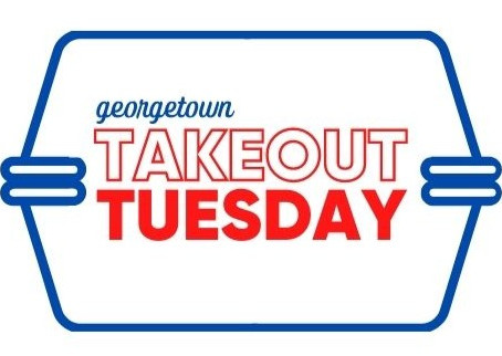 Georgetown Take Out Tuesday
