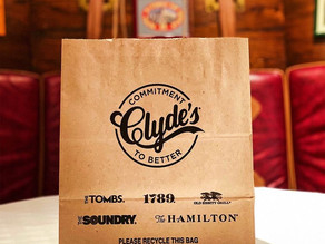 Take Out Tuesday Interview - Clyde's of Georgetown