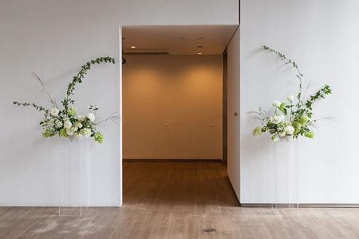 leaf & bloom deisgn exchange wedding | A Brit and a Blonde