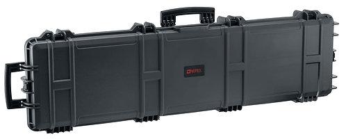 Mallette XL Waterproof grise 137 x 39 x 15 cm mousse vague