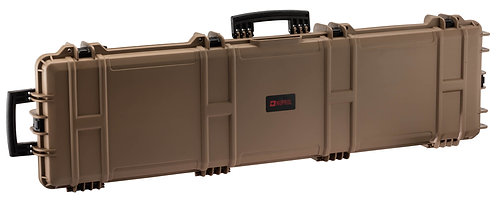 Mallette XL Waterproof TAN 137 x 39 x 15 cm mousse vague