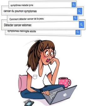 La panique face aux maladies et l'hypocondrie, de bonnes raisons de pratiquer la sophrologie.