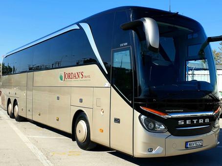 Το πρώτο SETRA 517HDH έφτασε στην Ελλάδα!!