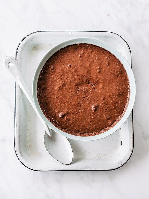 Savta's Chocolate Mousse