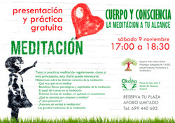 charla meditacion Anabel