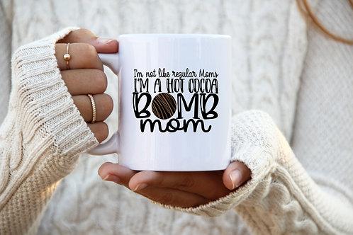 Hot Cocoa Bomb Mom - Mug