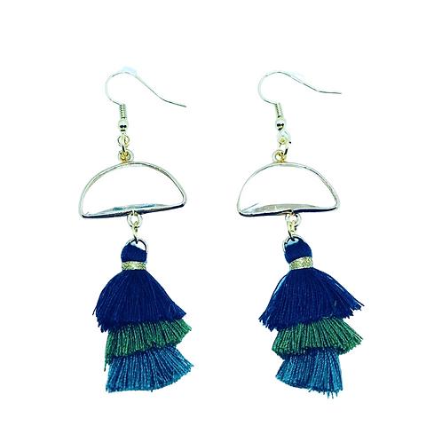 Evening - Tassel Earrings