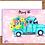 Thumbnail: Transportation Art - Note Cards