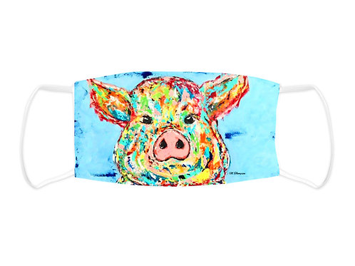 Colorful Pig - Face Mask (Non Medical Grade)