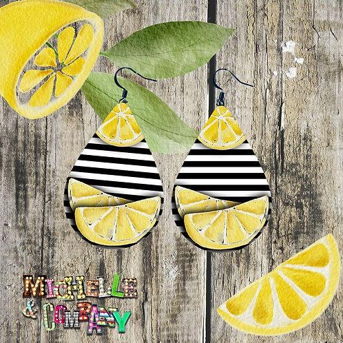 Make Lemonade - Earrings (2 styles)