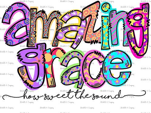 Amazing Grace - TShirt