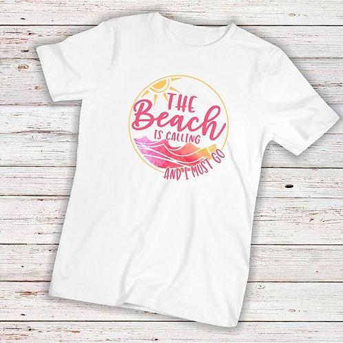 Beach Is Calling - TShirt