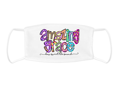 Amazing Grace - Face Mask  (Non Medical Grade)