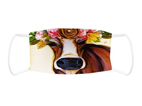 Gracie Cow - Face Mask (Non Medical Grade)