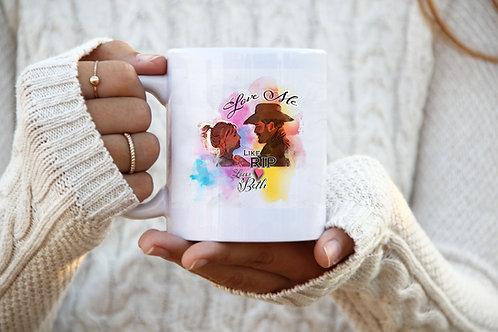 Love Me Like RIP Loves Beth - Mug