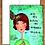 Thumbnail: Inspirational Girl Art - Note Cards