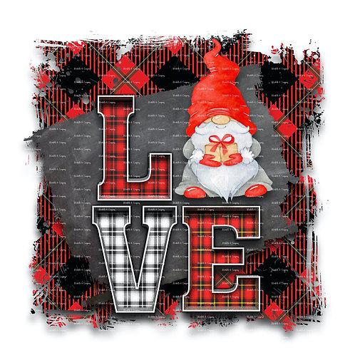 Love Gnome #1 - Full Background