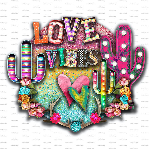 Love Vibes PNG