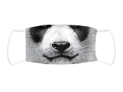 Panda Face - Face Mask  (Non Medical Grade)