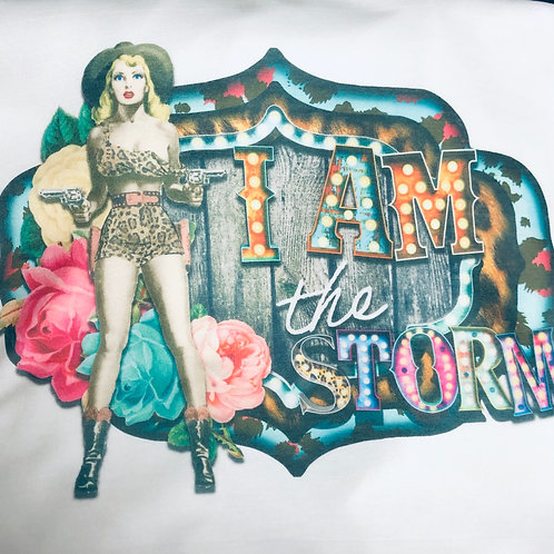 I Am The Storm - TShirt