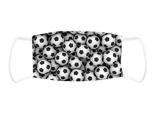 Soccer Balls - Face Mask  (Non Medical Grade)