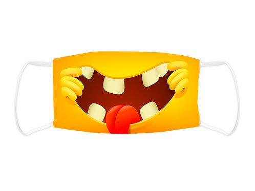 Emoji #1 - Face Mask  (Non Medical Grade)