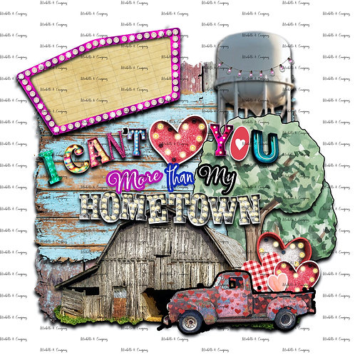 Your Hometown - You Customize It