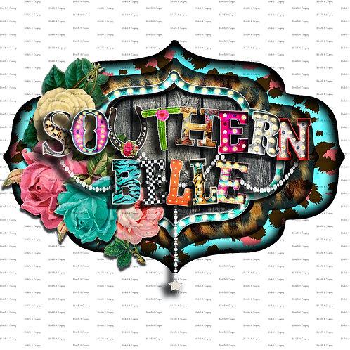 Southern Belle - Flowers & Pearls