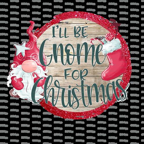 Gnome for Christmas - TShirt