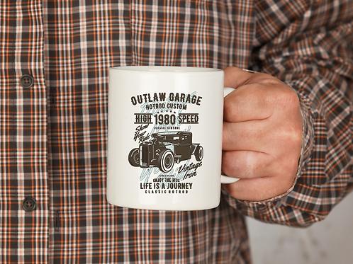 Outlaw Garage - Mug