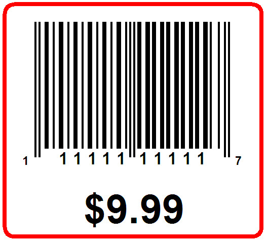 SHOPPERS DRUGMART - LABEL - 1.25 X 1.125