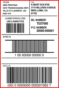 KMART - LABEL - 4 X 6-1