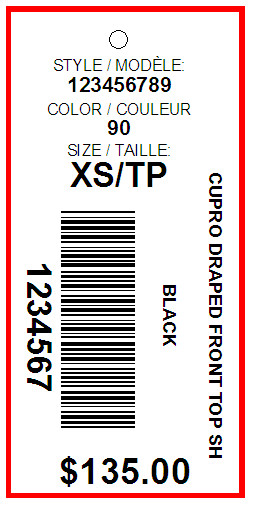 SCOTCH & SODA - TAG - 2.625 X 1.25 FRONT