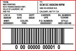 WALMART CANADA - LABEL - 4 X 6-1