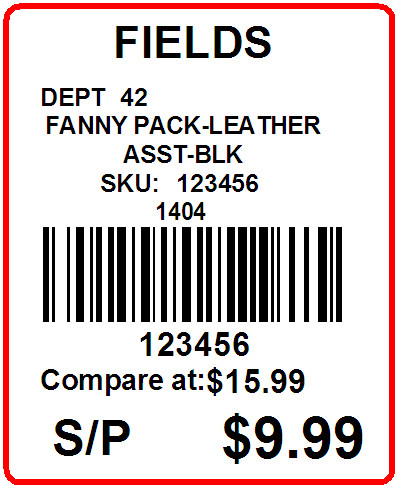 FIELDS - LABEL - 1.3X 1.6 COMPARE