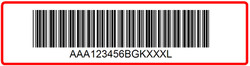 SHOPPING CHANNEL - LABEL - 4 X 1