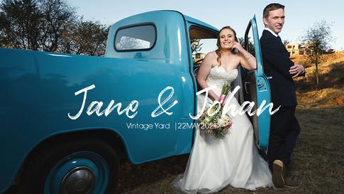 Jane & Johan
