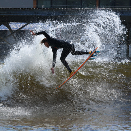 Surf Snowdonia Surfboard Testing Trip!!