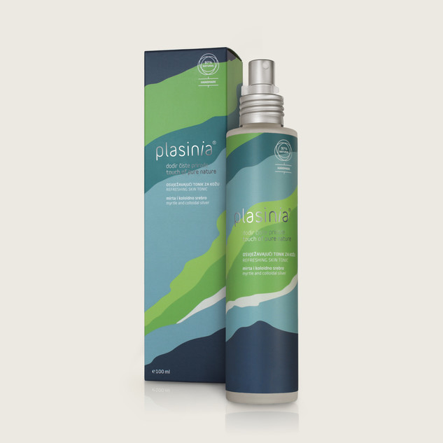 Refreshing Skin Tonic Front View