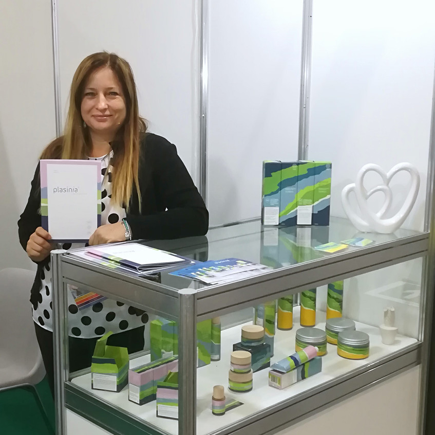 InterCHARM is the largest perfumery and cosmetics exhibition in Russia, CIS, Central and Eastern Europe.