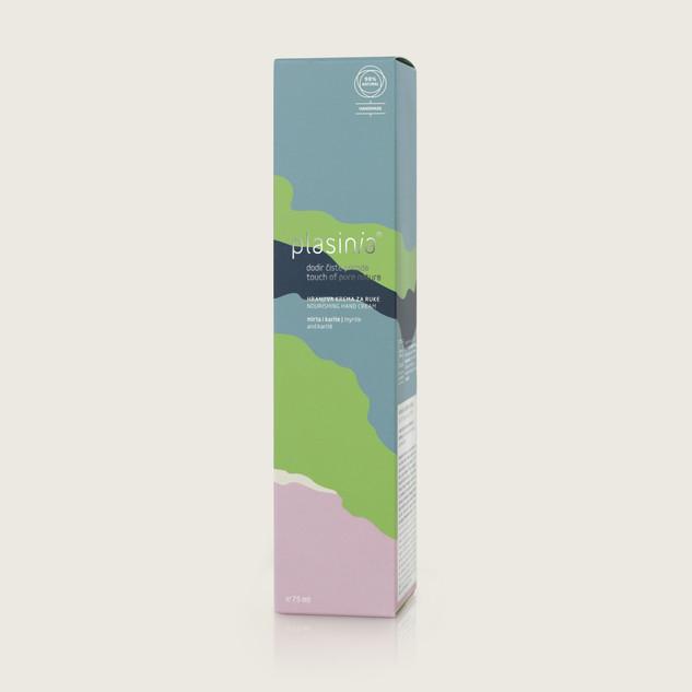 Nourishing Hand Cream Packaging