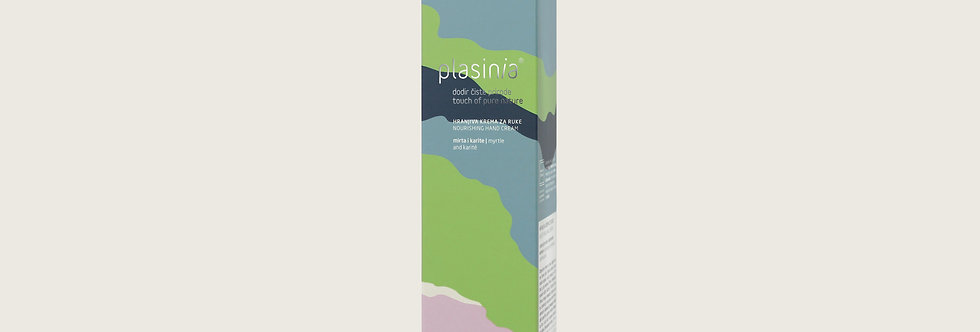 Nourishing Hand Cream Packaging
