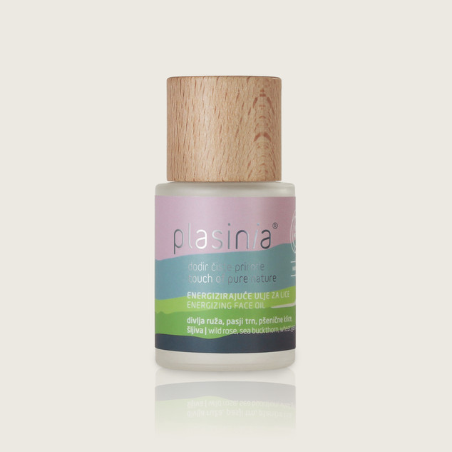 Energizing Face Oil