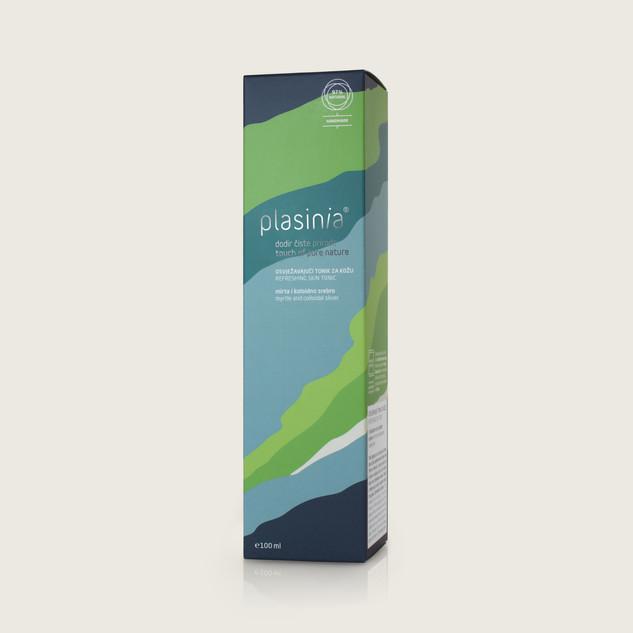 Refreshing Skin Tonic Packaging