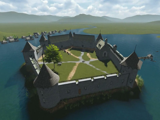 Stari grad Otočac (Otozzez) 1689.